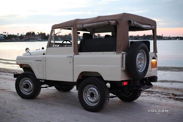 1967 Volcan 4x4 Nissan Patrol