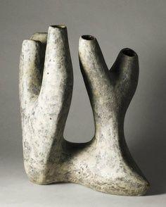 Valentine Schlegel (b.1925), Vase-arbre, Faïence, c. 1960 | ceramics