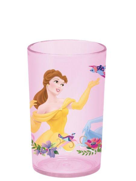 Kaunis Prinsessat-muki ilahduttaa pieniä prinsessoja ja tekee arkisesta välipalahetkestäkin juhlaa. Pinottava, läpinäkyvä ja suloisen pinkki prinsessamuki on konepesun kestävää SAN-muovia. Tilavuus 225 ml.
