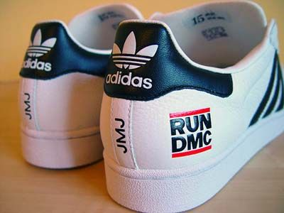 I've had tons of shell toes. Never these though. R.I.P. Jam Master J...Man, these are amazing.
