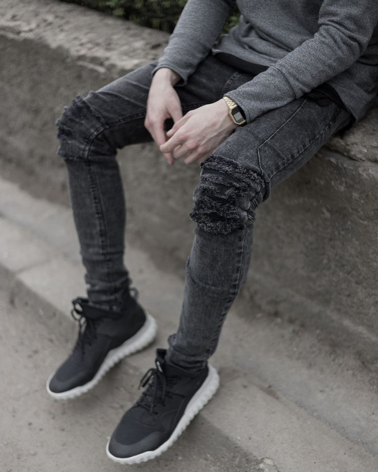Yield Clothing Light Marble Denim