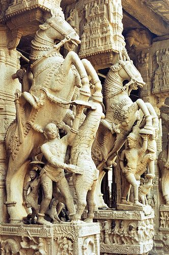 INDIA: Trichy - Sri Ranganathaswamy Temple -