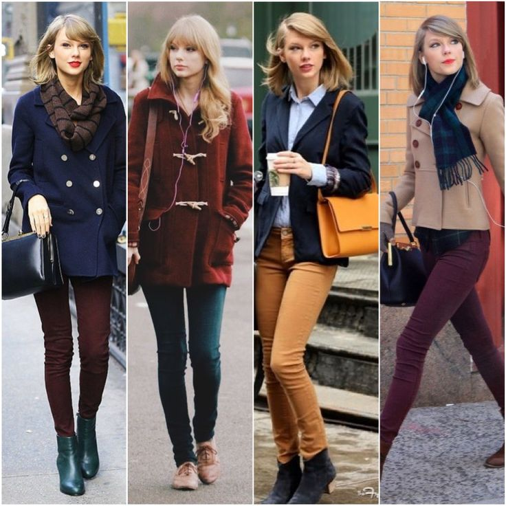 taylor swift style estilo look book inverno 2