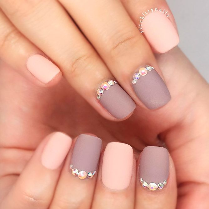 33 Examples Of Nail Designs For Short Nails To Inspire You – | Nails |