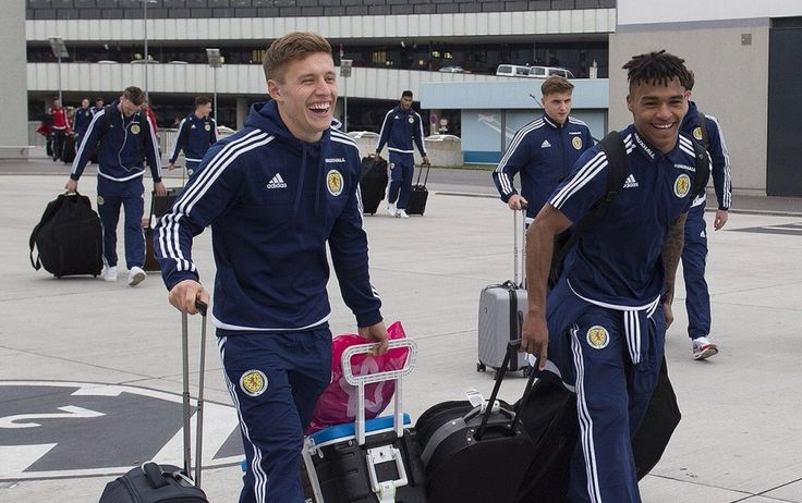 Jai's Scotland Under-21 joy – Greenock Morton