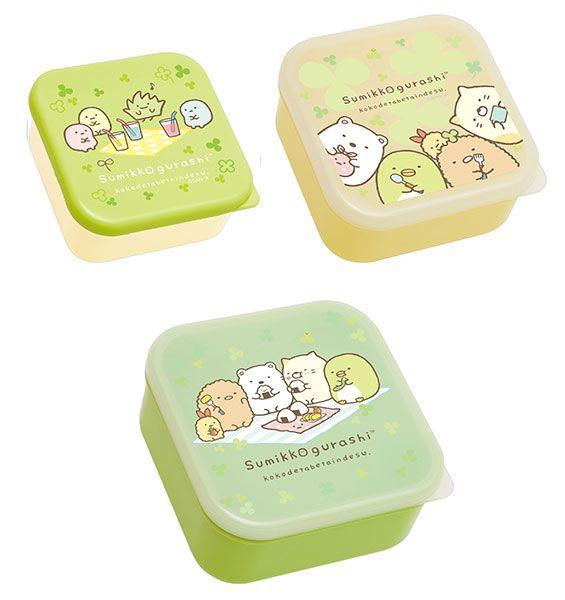 AmiAmi [Character & Hobby Shop] | Sumikko Gurashi - Ireko-style Lunch Box(Released)