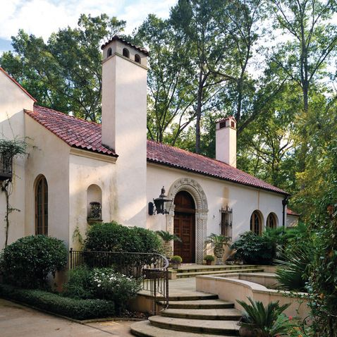 396 best images about casas on pinterest spanish for Spanish revival home plans