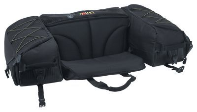 Kolpin Matrix ATV Seat Bag - Black