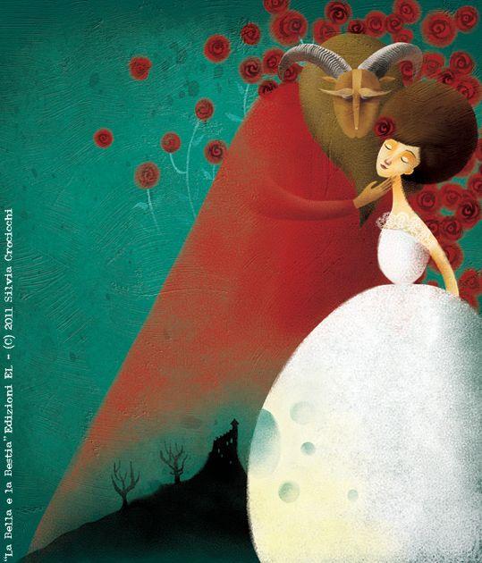 La Bella e la Bestia - cover by XSilviettaX.deviantart.com on @deviantART
