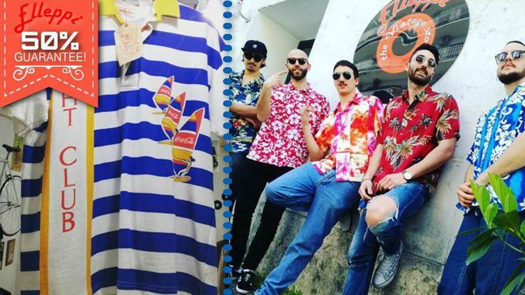 Abbigliamento Vintage al 50% di Super Sconto ... a Cassino (FR)!