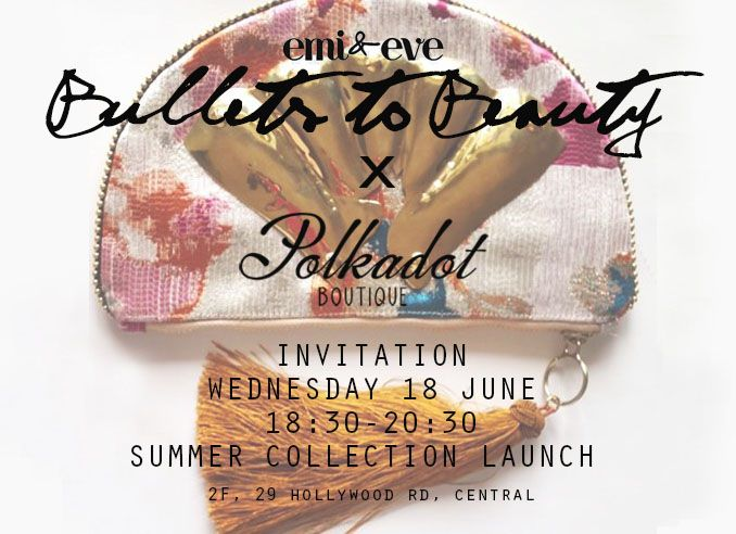 Polkadot boutique summer collection launch