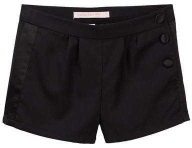 Appaman Tuxedo Short (Toddler & Little Girls)