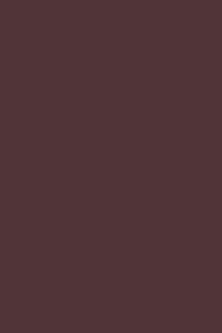 Farrow & Ball - Brinjal  This deep aubergine colour originated as a 19th century estate colour. Red & Warm Tones undercoat.