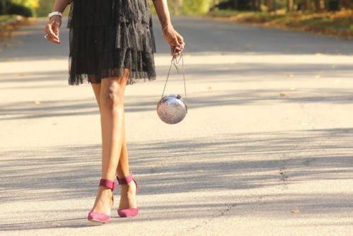 Zara Vamp Court Purple Heels Sandals Pointed Ankle Strap Bloggers 40 US 9 | eBay