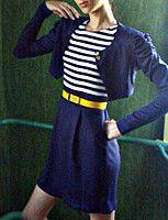 Подростковое платье с болеро Алина