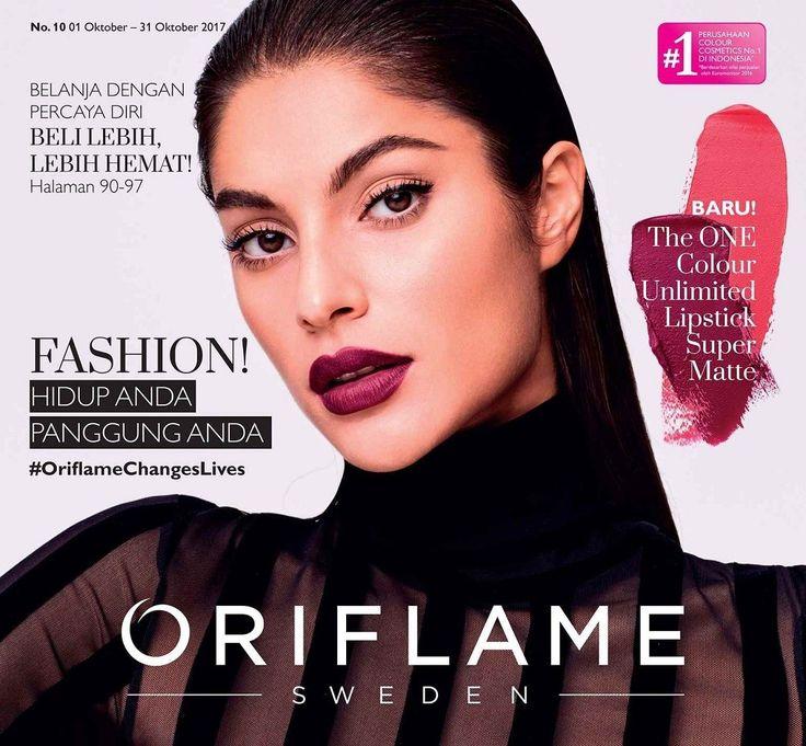 Sulit cari kosmetik yang berkualitas dan cocok untuk kulit kalian ? Oriflame hadir dengan ribuan produk yang dapat kalian pilih. Oriflame menghadirkan produk buatan Swiss yang berkualitas tinggi. Oriflame sendiri memiliki kantor pusat di Swiss dan kantor penjualan yang menyebar ke lebih dari 60 negara. 60 negara telah mempercayai Oriflame sebagai kosmetik yang berkualitas tinggi dengan harga yang terjangkau, apalagi yang kalian ragukan ?