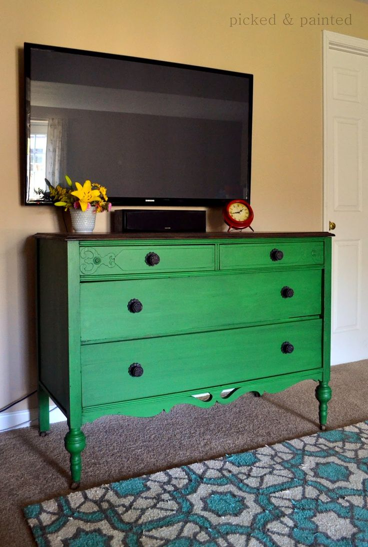 Picked   Painted   mixed emerald and lamp black by General Finished Milk  Paint  Green FurnitureFurniture RedoPainting. Best 25  Green wood stain ideas on Pinterest   Wood stain