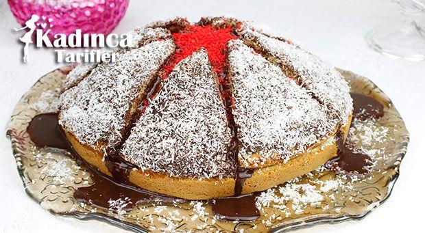 Çikolata Soslu Yanardağ Pasta Tarifi
