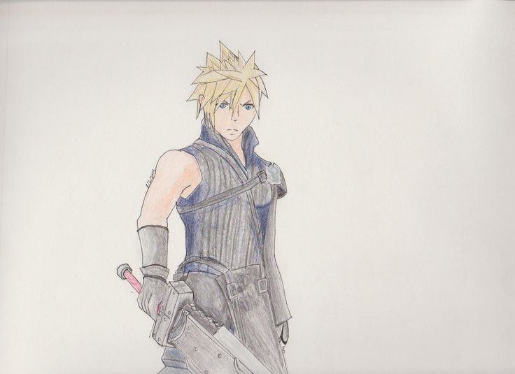 Cloud Strife, Final Fantasy