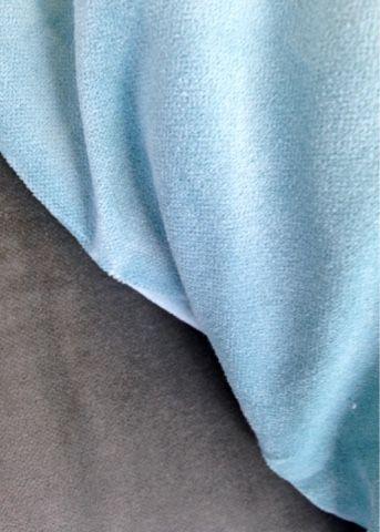 Form & Känsla: Ljusblått var det här