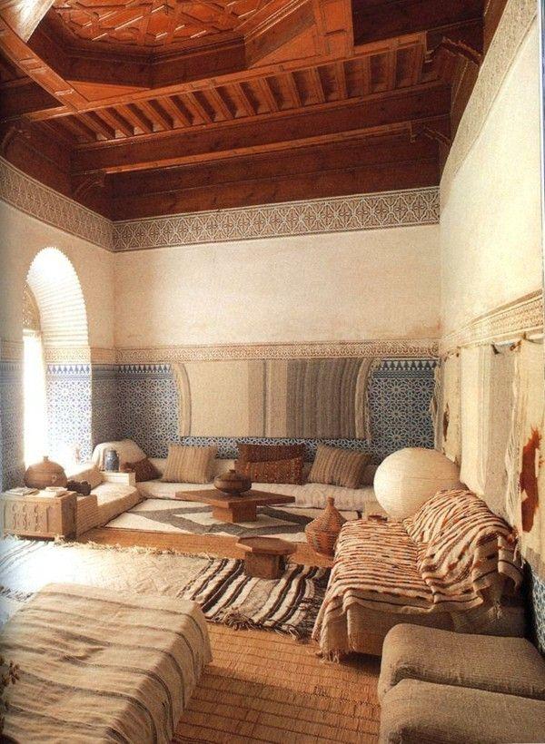 Orientalisch Einrichten 50 Fabelhafte Wohnideen Wie Aus 1001 Nacht Wohnzimmer Orientalisch Marokkanische Wohnzimmer Marokkanische Einrichten