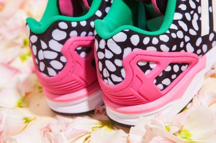 Adidas Zx Flux Kirschblüte
