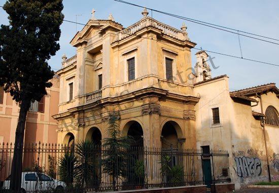 Bernini  santa bibiana 1624