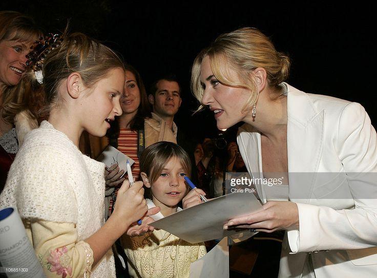 Kate Winslet during 20th Annual Santa Barbara International Film Festival - Sapphire Inspired Award Honors Kate Winslet at The Lobero Theatre in Santa Barbara, California, United States.