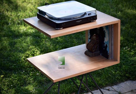 the open sea crossleg record player stand mid