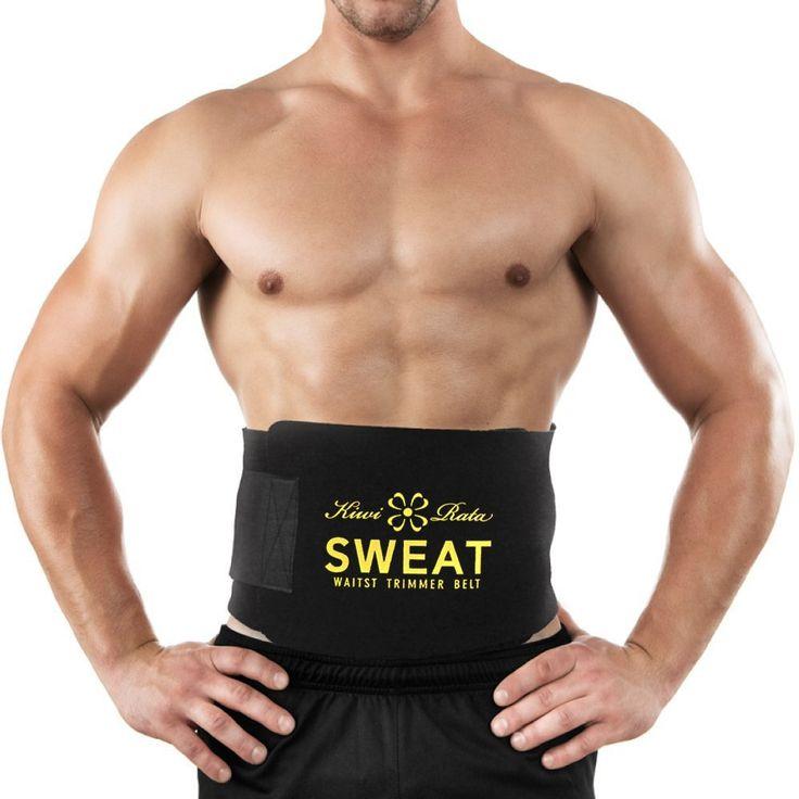 Neoprene Waist Belt Sweat Premium Waist Trainer Trimmer Belt Body Shaper Hot Shapers Waist Cincher For Men Women