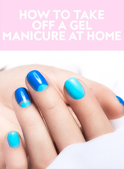 25+ Best Ideas About Remove Gel Nails On Pinterest