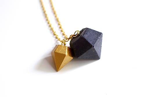 Na_Beton / Betónové diamanty duo black