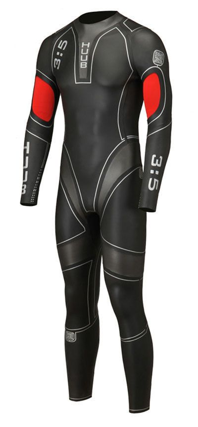 My Triathlon - HUUB Men's Archimedes Triathlon Wetsuit, £495.00 (http://www.mytriathlon.co.uk/huub-mens-archimedes-triathlon-wetsuit/)