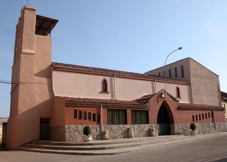 Iglesia de Santa María, Arcahueja, León, Camino de Santiago