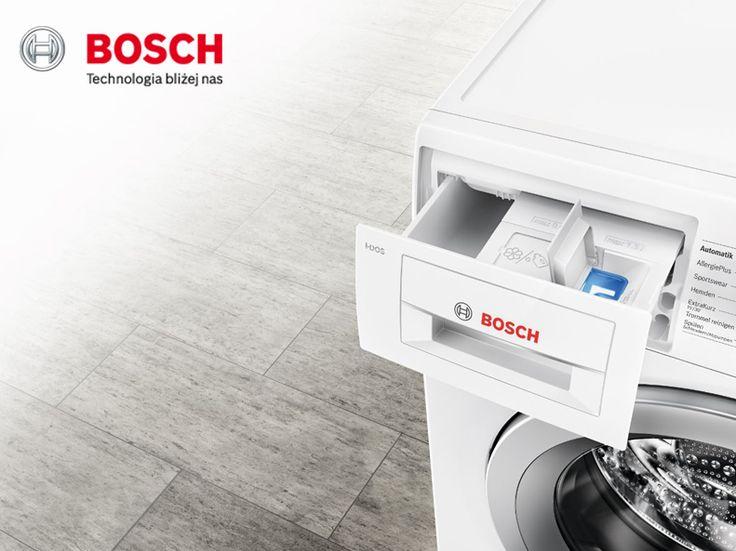 Miarka się przebrała? Nie tym razem! ;)  System i-DOS, stosowany w pralkach Bosch, pozwala na automatyczny i precyzyjny dobór ilości płynu do prania i płukania z dokładnością do jednego mililitra.  Znacie już to rozwiązanie? Jeżeli nie – zachęcamy do uzupełnienia wiedzy: http://bit.ly/MK_bosch ;)