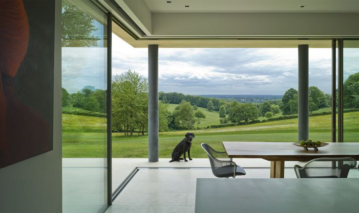 McLean Quinlan Architects | London | Winchester - Architecture in the Country - Buckinghamshire