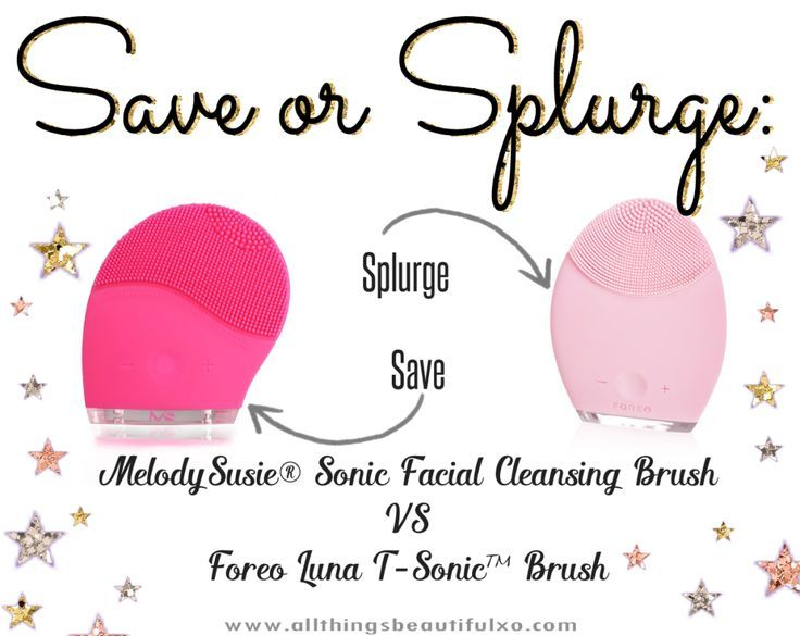 Check out the MelodySusie Sonic Facial Cleansing Brush & see if it is a comparable dupe for the Foreo Luna! Some of my favorite ways to clean my skin are in this post so make sure you check it out on All Things Beautiful XO