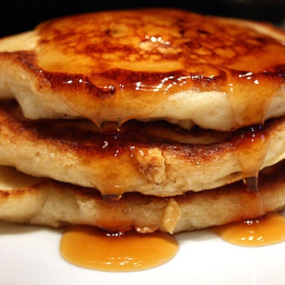 Easy Banana Pancakes | Yummm... | Pinterest