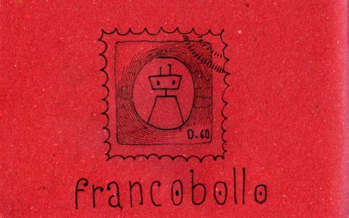 Learning Italian Language ~ Francobollo (stamp) IFHN