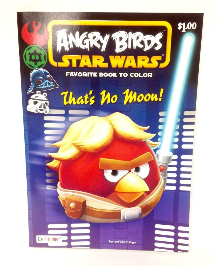Angry Birds Star Wars Coloring Book - 48 Units