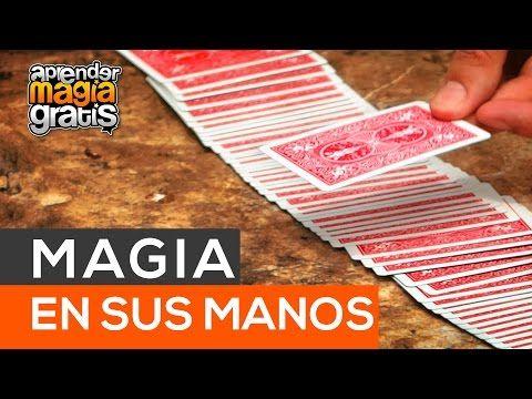 Truco de magia con cartas en las manos del espectador | Trucos de magia gratis Aprender trucos de magia revelados explicados