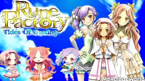 rune factory 4 iso decrypted