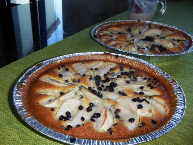 Theres a fly in my soup!: 9 down 71 to GO! Appel Tert – Apple Pie