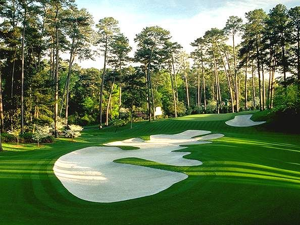 Augusta National - Augusta, Georgia, U.S.  Home of The Masters