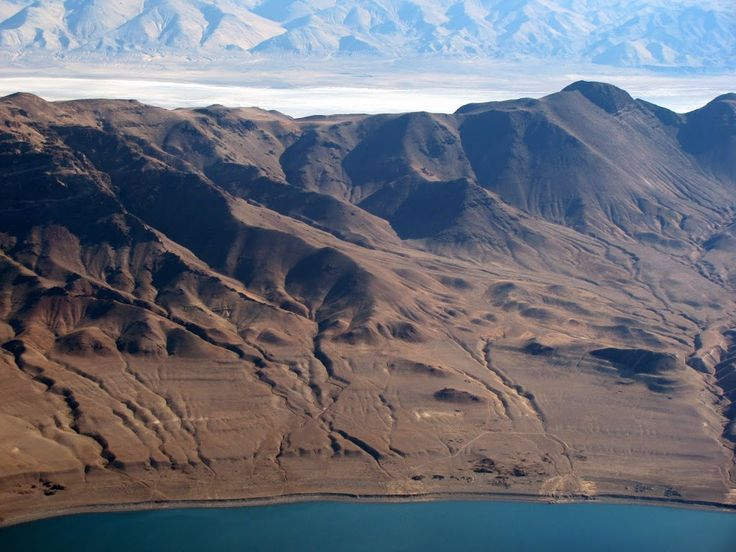 Ancient shorelines of pluvial Lake Lahonton.  General Geology - NBMG - Picasa Web Albums