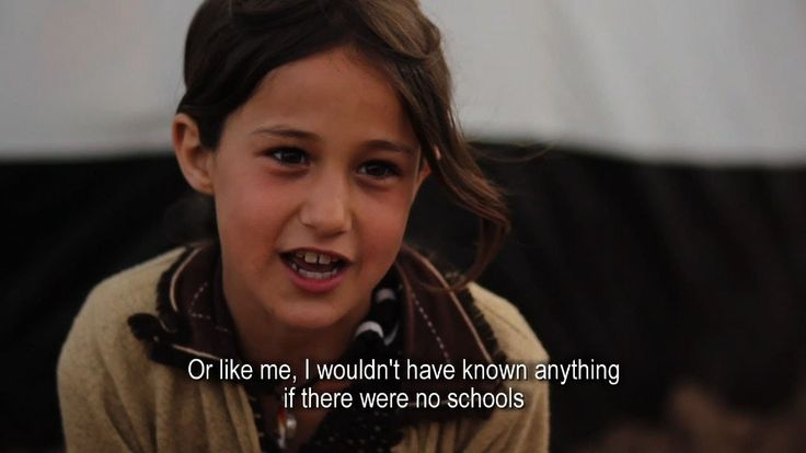 Kids in Camps: Niroz