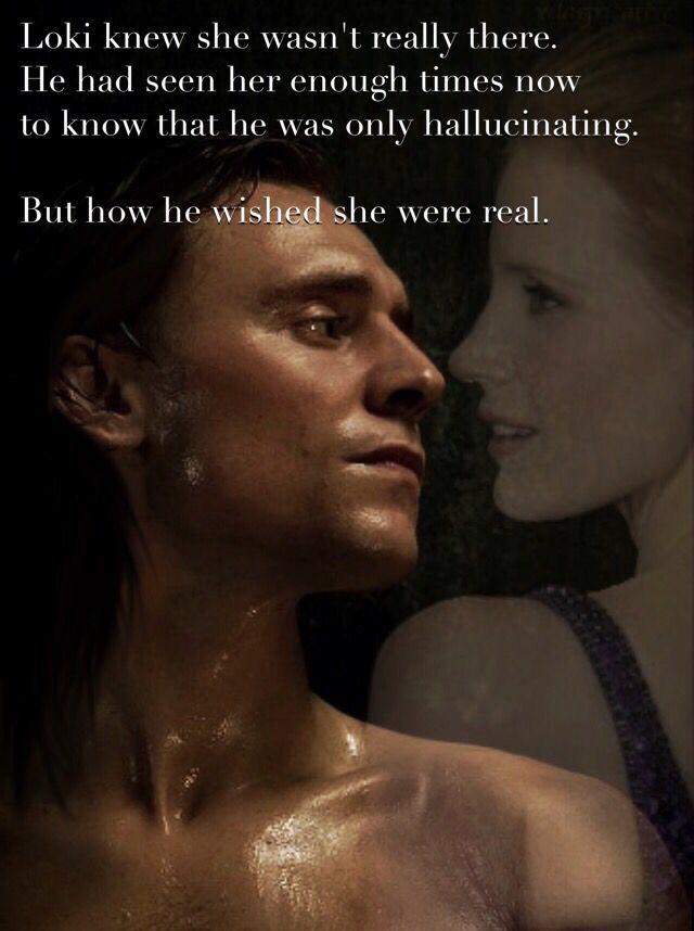 Summary -> Loki Fanfiction