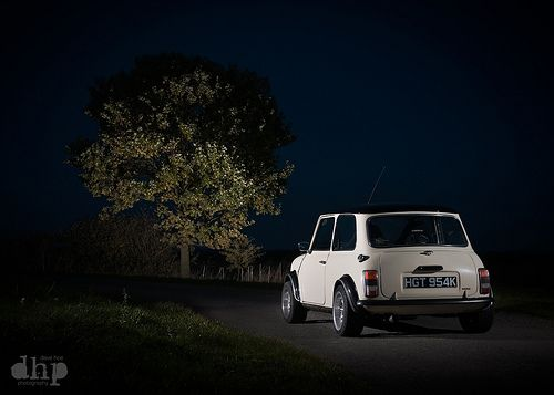 VTEC Mini by Dave Hoe, via Flickr