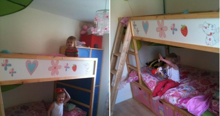 Toddler Loft Bunk Beds