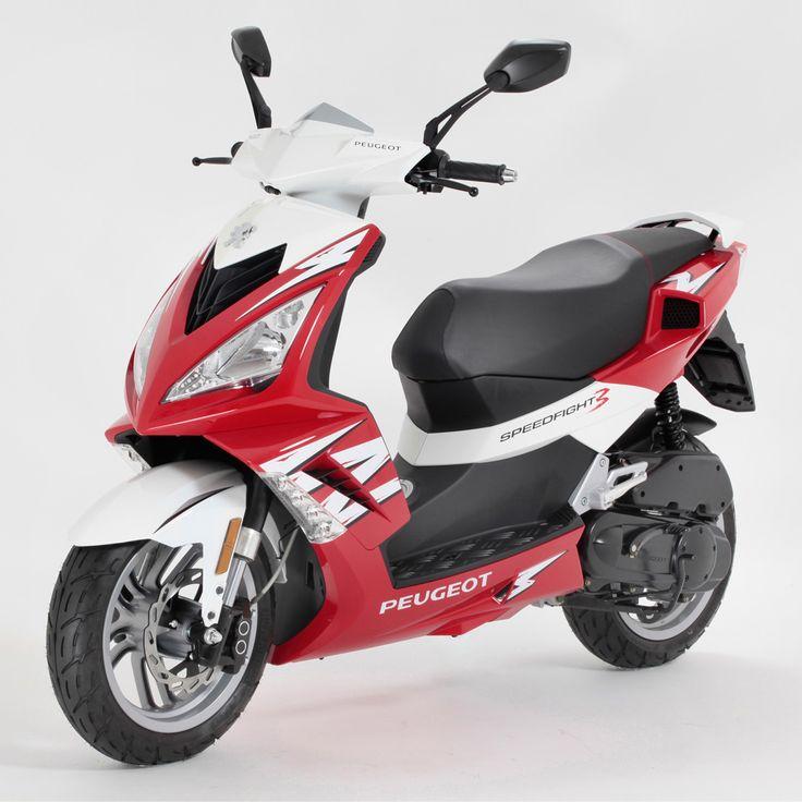 Speedfight 3 125cc - Red